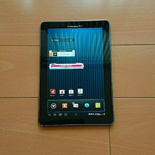 Galaxy - ドコモ docomo GALAXY Tab 7.7 Plus SC-01E