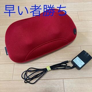 Dr.Air ドクターエア 3D マッサージピロー S レッド MP-001RD(マッサージ機)
