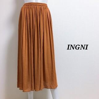 イング(INGNI)のINGNI スカーチョ(カジュアルパンツ)