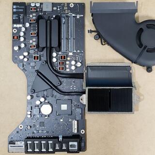 アップル(Apple)のiMac 21.5インチ Late2012 のロジックボード一式セット(デスクトップ型PC)