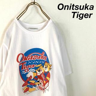 Onitsuka Tiger - Onitsuka Tiger キャンディタイガー デザイン良過ぎ tシャツ