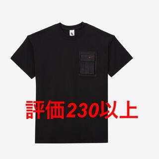 ナイキ(NIKE)のNIKE x Travis Scott Pocket Tシャツ NRG Tee(Tシャツ/カットソー(半袖/袖なし))
