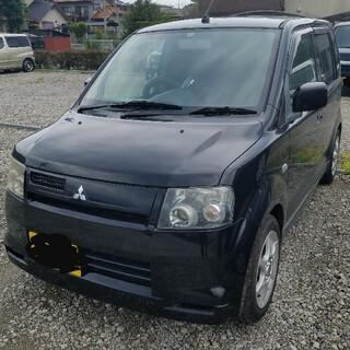 三菱 - 三菱 EKスポーツ ターボ車 人気のブラック 車検残あり