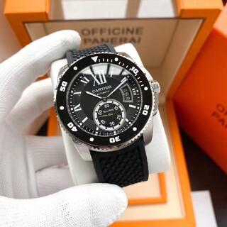 1% - カルティエ 腕時計 メンズ 自動巻
