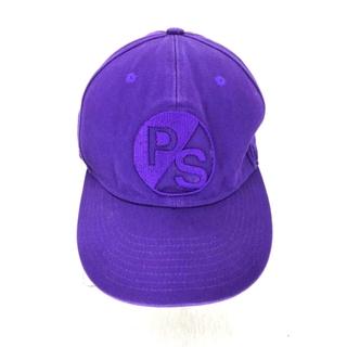 ポールスミス(Paul Smith)のPaul Smith(ポールスミス) ロゴ刺繍ベースボールキャップ メンズ 帽子(キャップ)