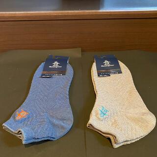 マンシングウェア(Munsingwear)のMunsing wear  ソックス 靴下 24〜26cm(ソックス)