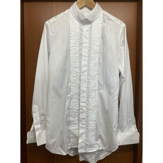 THE SUIT COMPANY - ウイングカラーシャツ ※挙式・パーティー仕様
