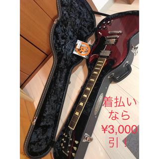 ギブソン(Gibson)の【替弦付】エレキギター HISTORY (ヒストリー)/SH-SG SG(エレキギター)
