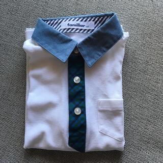 familiar - ファミリア シャツ 120