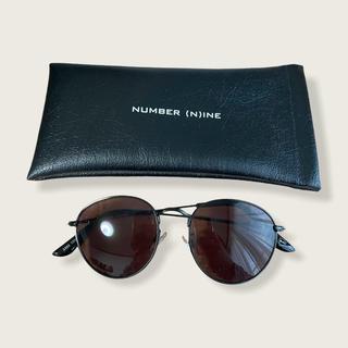 NUMBER (N)INE - NUMBER (N)INE サングラス 眼鏡