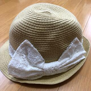 ジーユー(GU)のGU 帽子 キッズ(帽子)