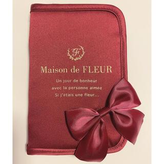 Maison de FLEUR - メゾンドフルール Maison de FLEUR カードケース
