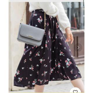 MISCH MASCH -  MISCH MASCH はぎフレアーロングスカート ¥10,780
