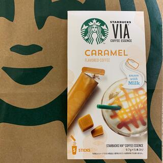 Starbucks Coffee - Starbucks VIA CARAMEL★ ヴィア キャラメル