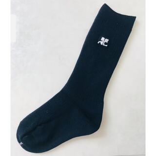 クレージュ(Courreges)のクレージュ 靴下 13〜15センチ(靴下/タイツ)