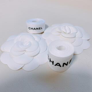 シャネル(CHANEL)のCHANEL ラッピングセット/リボン カメリア(ラッピング/包装)