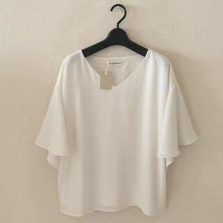 イネド(INED)のINED♡新品♡プルオーバーシャツ(シャツ/ブラウス(半袖/袖なし))