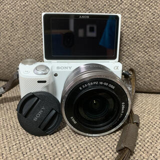 SONY - SONY NEX−5T デジタル一眼カメラ