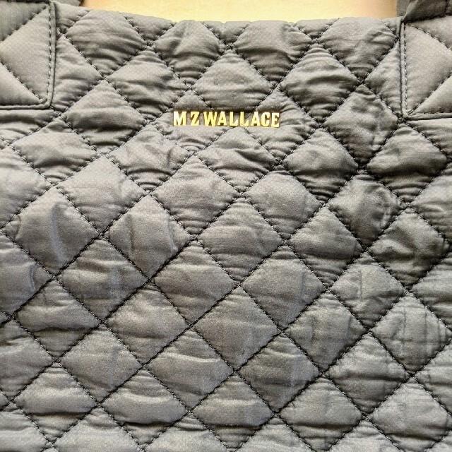 MZ WALLACE(エムジーウォレス)のMZ WALLACE エムジーウォレス スモール メトロトート  レディースのバッグ(トートバッグ)の商品写真