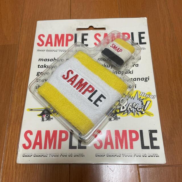SMAP(スマップ)のSMAP リストバンド エンタメ/ホビーのタレントグッズ(アイドルグッズ)の商品写真