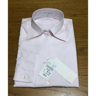 アオキ(AOKI)のアオキ レディース   ブラウス シャツ 長袖 11号(シャツ/ブラウス(長袖/七分))