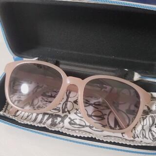Zoff - Zoff サングラス CLASSIC SUNGLASSES ピンク