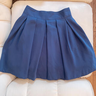 ディーホリック(dholic)のフレアスカート プリーツスカート DHOLIC(ひざ丈スカート)