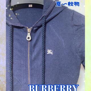BURBERRY - 【特価】BURBERRY LONDON レディースパーカー バーバリーパーカー