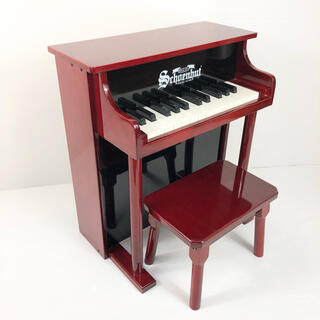 シェーンハット【Schoenhut】トイピアノ 25鍵 6480-B &椅子
