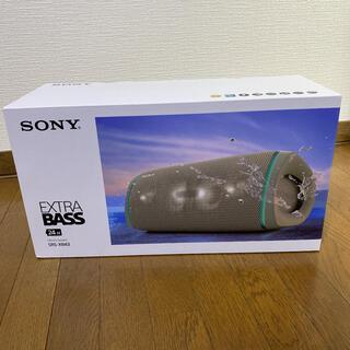 SONY - SONY ソニー SRS-XB43 C ベージュ ワイヤレスポータブルスピーカー