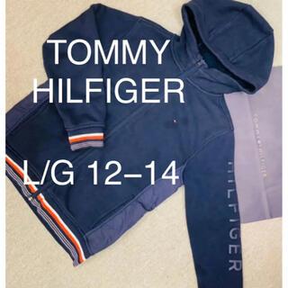 TOMMY HILFIGER - 《新品》TOMMY HILFIGER パーカー L/G 12−14 150