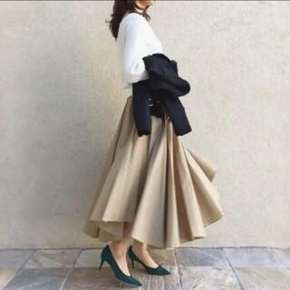 DOUBLE STANDARD CLOTHING - Sov. イレヘム スリットスカート
