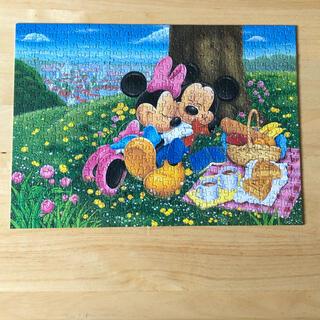 ディズニー(Disney)のジグソーパズル ミッキーミニー 513ピース 48.5cm×34.5cm(その他)