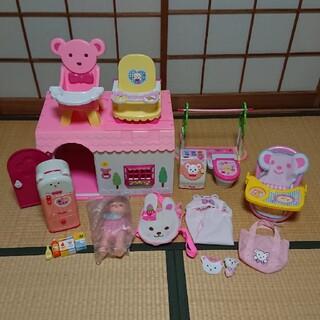 【中古】メルちゃん おもちゃ 詰め合わせ