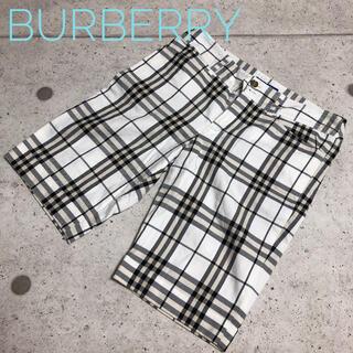 BURBERRY BLUE LABEL - Burberry ブルーレーベル ノバチェック ショートパンツ
