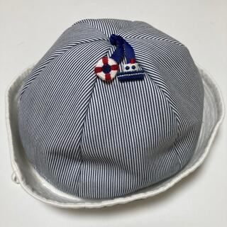 ファミリア(familiar)のファミリア 乳幼児 帽子 49 日本製(帽子)