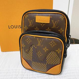 ルイヴィトン(LOUIS VUITTON)のルイヴィトン NIGOコラボ アマゾン スリング バッグ 未使用(ボディーバッグ)