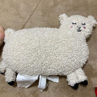ザラホーム(ZARA HOME)のザラホームキッズ 羊クッション 枕(クッション)