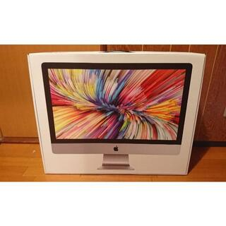 アップル(Apple)のiMac Retina 5K 27インチ 2017 店頭モデルの最上級(デスクトップ型PC)