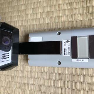 パナソニック(Panasonic)のドアモニ(Panasonic)(防犯カメラ)