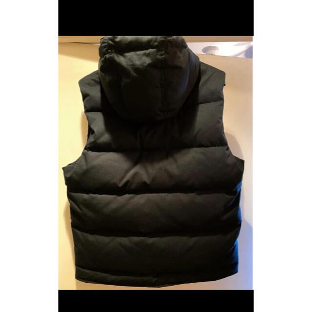 Supreme(シュプリーム)の Supreme 12AW Hooded Down Vest M ダウンベスト メンズのジャケット/アウター(ダウンベスト)の商品写真