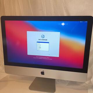 アップル(Apple)のiMac MK442J/A (21.5-inch, Late 2015)(デスクトップ型PC)