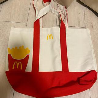 Coleman - 【お値下げ】マクドナルド 福袋 トートバッグ