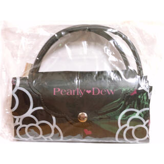 Pearly Dew オリジナル カメリア エコバッグ(エコバッグ)