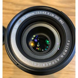 富士フイルム - 富士フイルム xf55-200mm