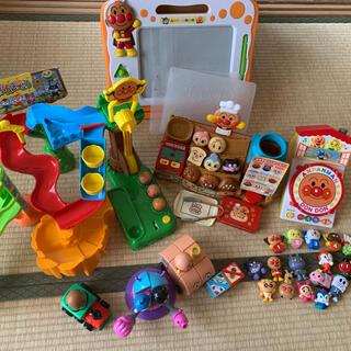 バンダイ(BANDAI)の(値下げしました)アンパンマン おもちゃ まとめ売り(その他)