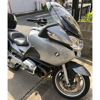 BMW - 配送無料BMW R1200RT/車検令和4年3月/走行4万5千k/タイヤ8分山