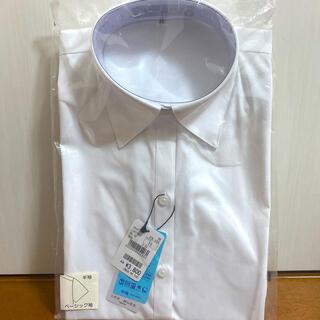 アオキ(AOKI)の半袖 カッターシャツ スキッパー(シャツ/ブラウス(長袖/七分))