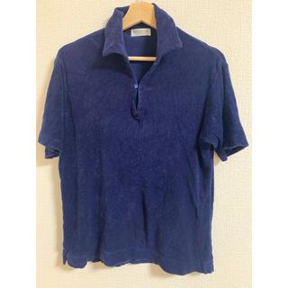 トゥモローランド(TOMORROWLAND)のトゥモローランドパイルポロシャツ (ポロシャツ)