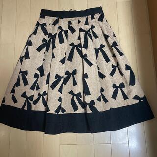 M'S GRACY - M'sグレイシー スカート リボン 36